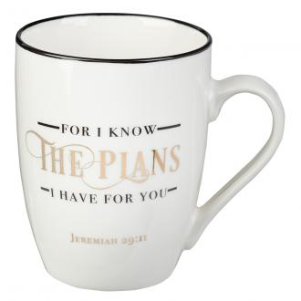 MUG 562 Kopp - For I Know Tha Plans I Have For You